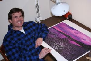 Artist Matt Dodge