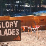 """""""Glory Blades"""" is the first obstacle to greet Tough Mudders at Northstar California's Tough Mudder event this weekend."""